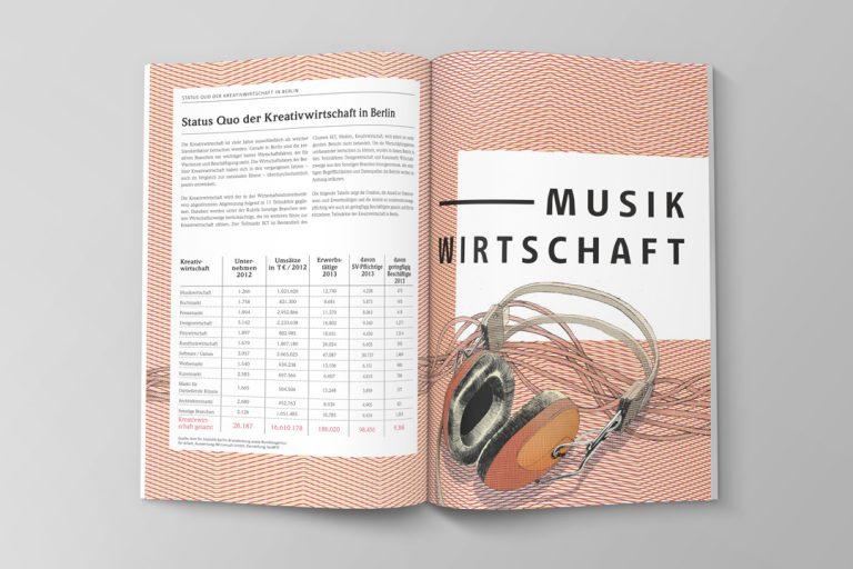 Creative Industries Report Berlin