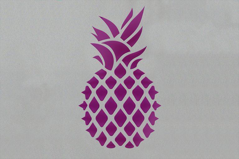 Im Zeichen der Ananas