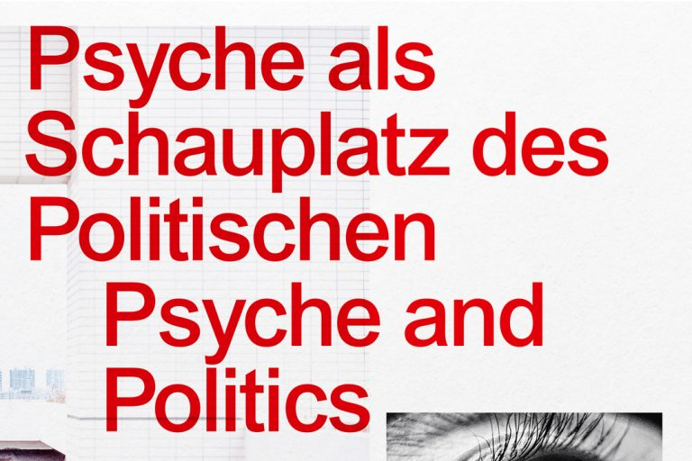 Psyche as Political Site